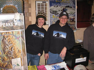 Reason 10. You have first opportunity to buy and wear the cool Scotchman Peaks swag.