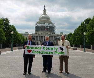 Cary Kelly, Phil Hough, Bob Boeh visit DC