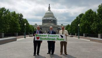 Cary Kelly, Phil Hough, Bob Boeh visit DC