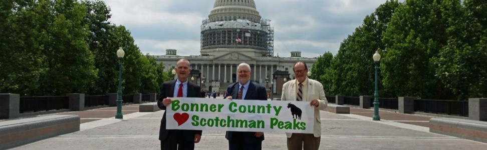 Sign the Petition: Help us show that Bonner County Supports Wilderness
