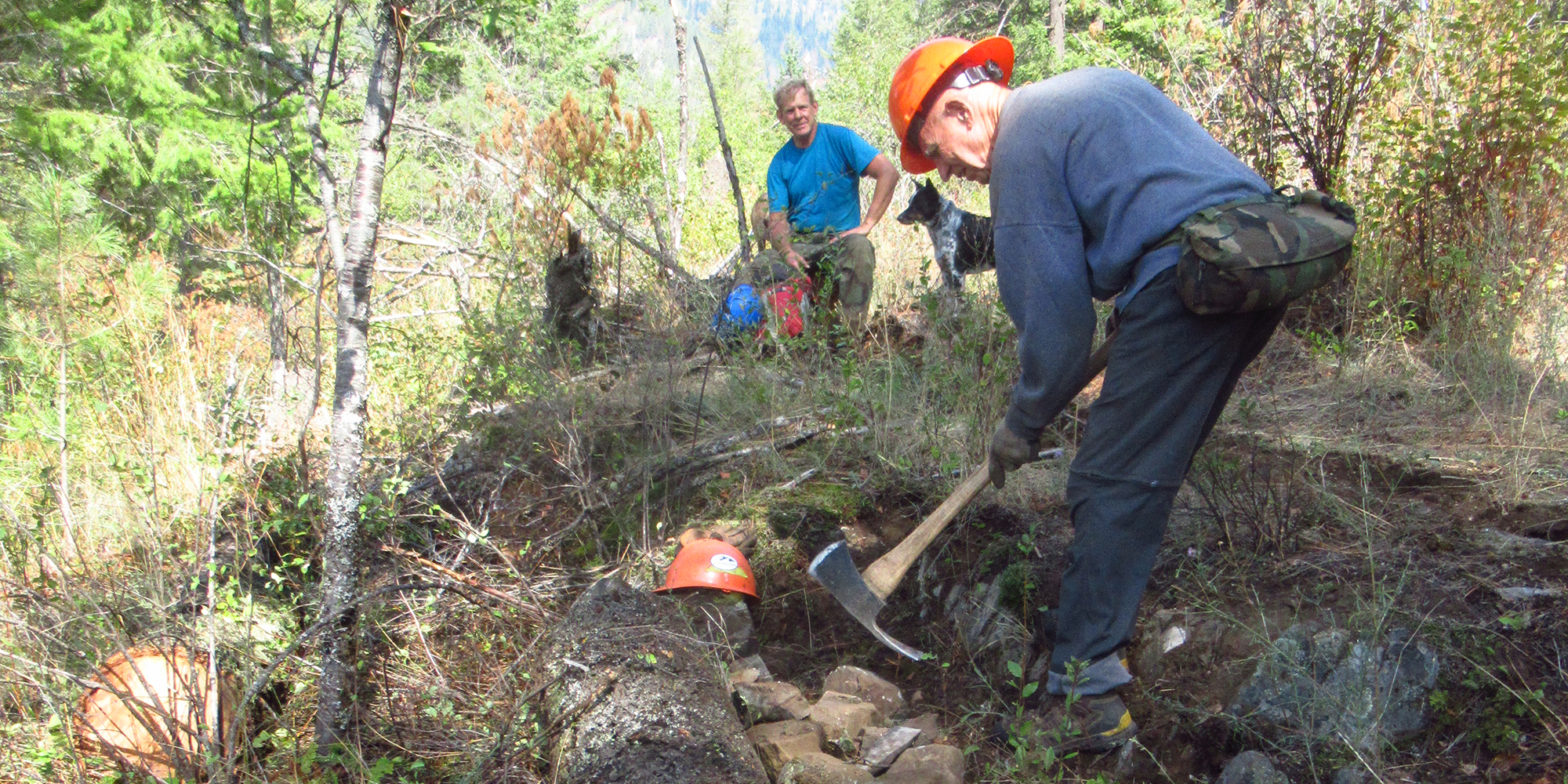 Scotchman Peaks trails: Open and ready for hiking and hunting season