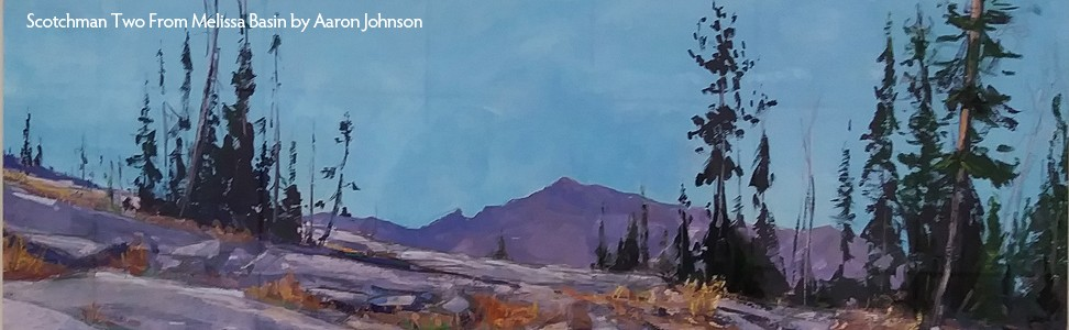 Friends of Scotchman Peaks Wilderness launches online wilderness art auction.