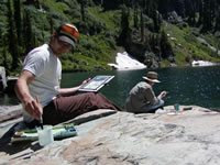Extreme Plein Air event, July 2009