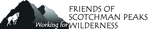 Friends of Scotchman Peaks Wilderness