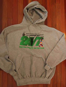 FSPW salutes Team Laughing Dog Brewery, racing 24/7 for autism