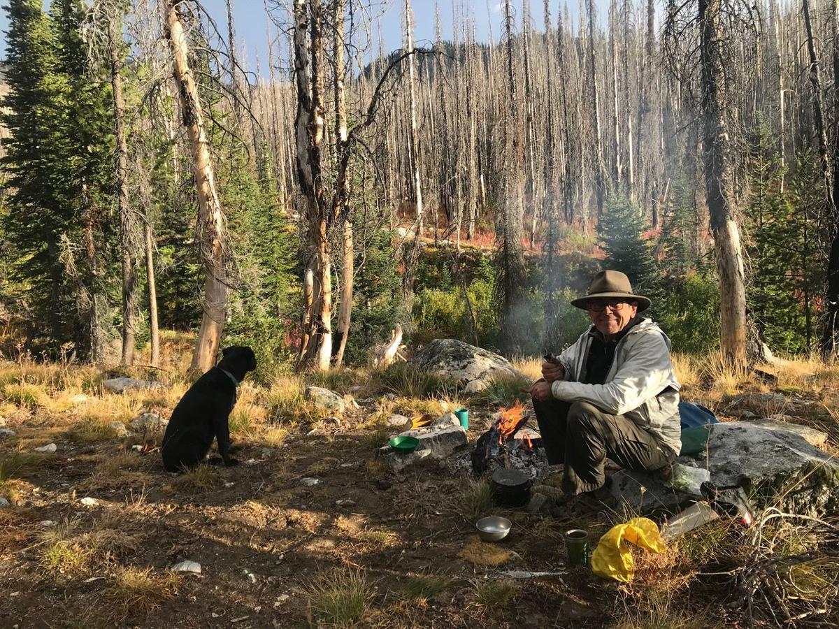 John McCarthy talks wilderness in Sandpoint