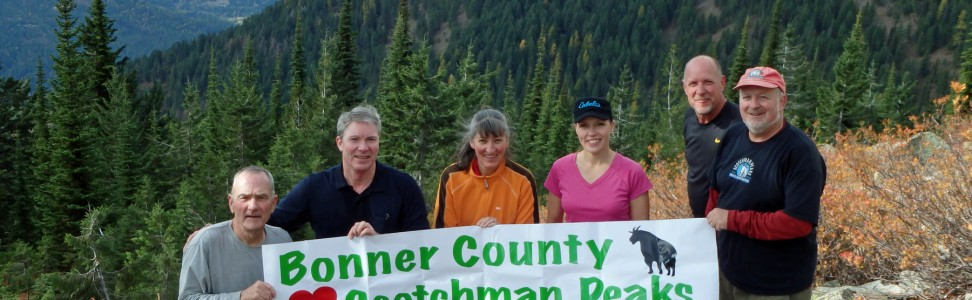 Cary Kelly is voting 'in favor' of the Scotchman Peaks