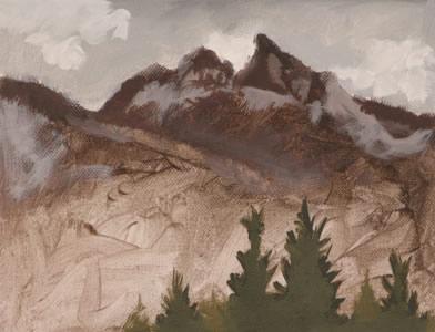 Bissett - Sawtooth Peak