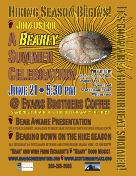Join us June 21 at Evans Brothers Coffee
