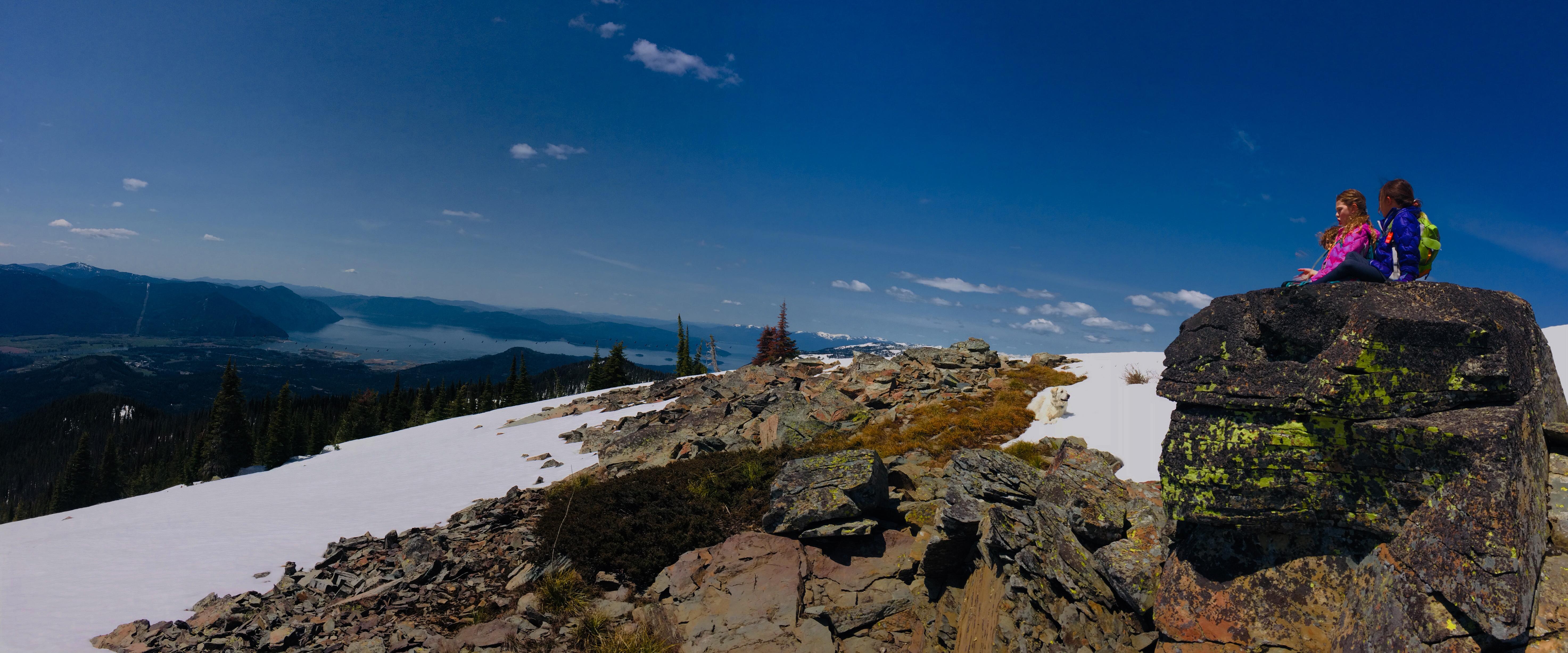 Scotchman Peaks offers summer adventures aplenty